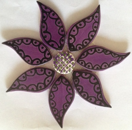 121-flower-on-mesh-110mm-purple