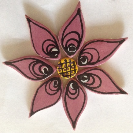 122-flower-on-mesh-large-170mm-pink
