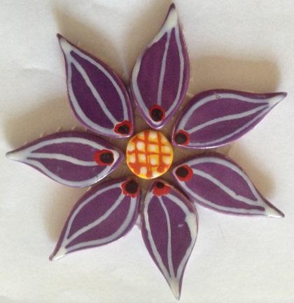 122-flower-on-mesh-large-170mm-purple
