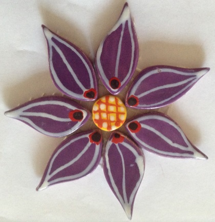 122-flower-on-mesh-large-170mm-purple