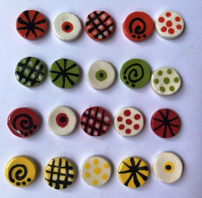 550--decorated-buttons-x5