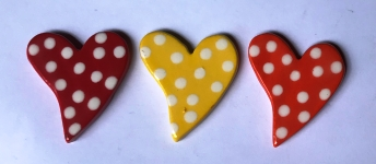 6021--hearts-with-dots-x3