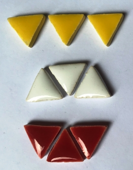 9032--triangles-small--x5-per-packet