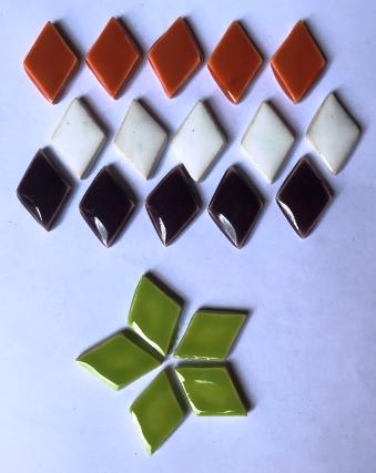 9033--diamond-shapes--x5-per-packet